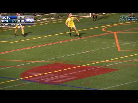 MSOC: Highlights vs  SCSU 11 3 17