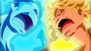 Почему Зоро всегда будет сильнее ЧЕМ САНДЖИ?!   Ван Пис - One Piece теория