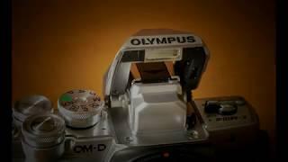 Unboxing Olympus OM-D EM 10 mk III (e ottiche)