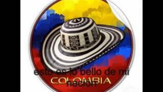 Colombia te amo, yo soy pasion