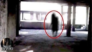 Eventos escalofriantes captados en vídeo l Pasillo Infinito