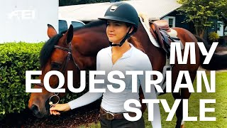 Bethany Lee: How I Combined My Love For Riding Horses And Fashion | Guest Vlog