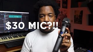 Best Budget Wireless Microphone? Fifine K025 Review