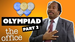 The Office Olympiad pt. 2/2 - The Office US