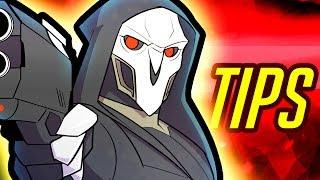 Overwatch | 15 Reaper Tips