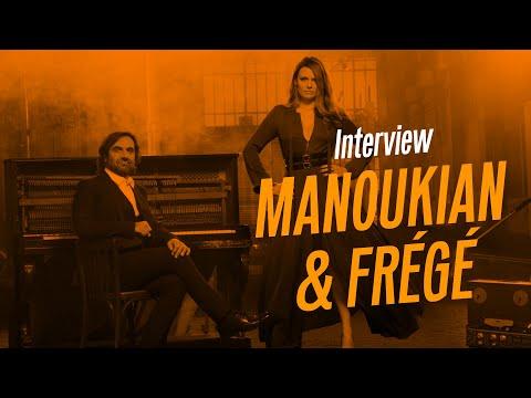 Interview : André Manoukian & Elodie Frégé La Seine Musicale