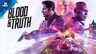 Blood & Truth | Trailer de lancement | Exclu PlayStation VR