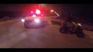 POLICE vs. BIKERS 2018 Police Chase, Getaways & Pullovers! 2018 [Ep #32]