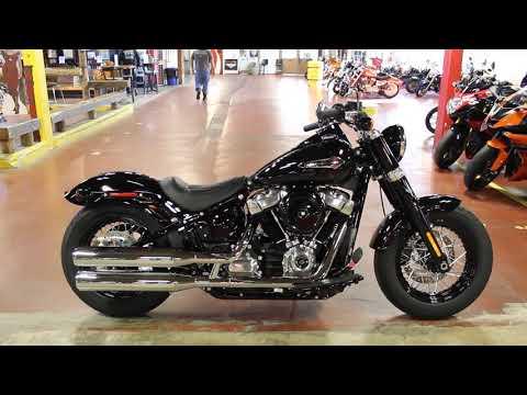 2020 Harley-Davidson Softail Slim® in New London, Connecticut - Video 1