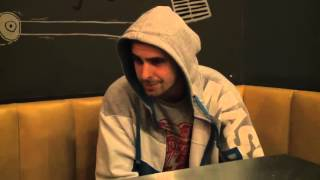 Rest - rozhovor - Ty Nikdy Label v Rock Café ( prosinec 2012)