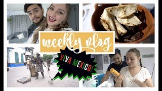 WEEKLY VLOG || VIVA MEXICO! || Gemminamakeup