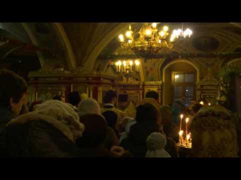Расписание богослужений в храме серафима саровского анапа