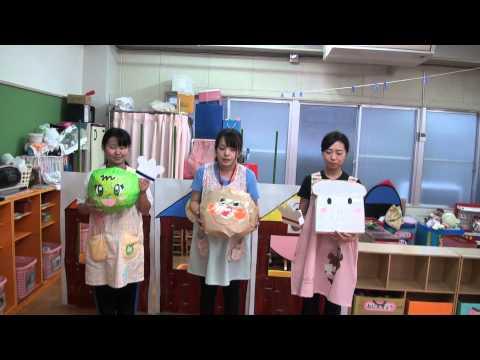 笠間 友部 ともべ幼稚園 子育て情報「運動会シリーズ 年少 個人競技」