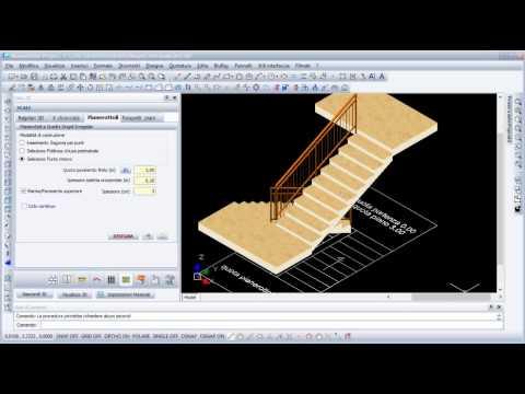 Software conversione disegno cad da 2d a 3d fotorealistico for Disegno 3d online