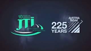 JTI History 225 Jahre Austra Tabak - 10 Jahre JTI