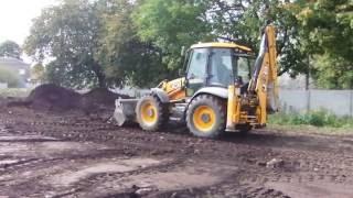 Как быстро и аккуратно разровнять кучи земли по участку трактором - steh39.ru