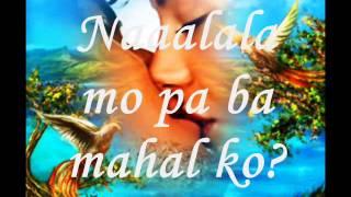 Sana'y Laging Magkapiling   ( April Boys  Regino -  Lyrics)