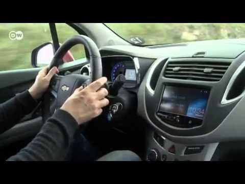 Test it! The Chevrolet Trax | Drive it!