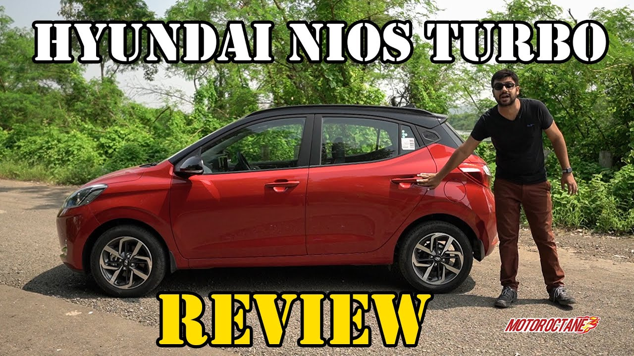 Motoroctane Youtube Video - Hyundai Grand i10 Nios Turbo - Price, Review, Features, Performance
