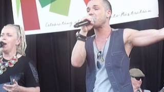 Anthony Callea Rain 2014