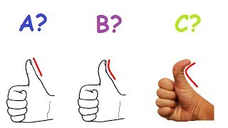 What is your thumb? which one !!!