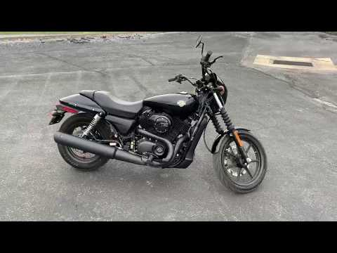 2015 Harley-Davidson Street™ 500 in Tyrone, Pennsylvania - Video 1