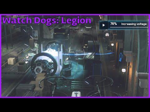 WD: Legion/Taking Back Camden/E2