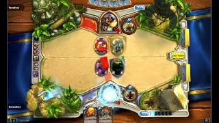 preview picture of video 'Hearthstone arena 1 Shaman   VS Paladin 1'