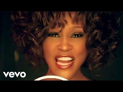 Whitney Houston - Million Dollar Bill (Official Music Video)