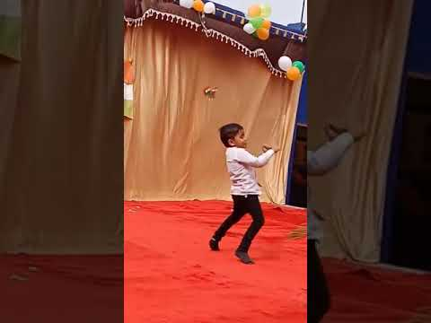 most Viral Dance performance by gujjar boy in School Function
