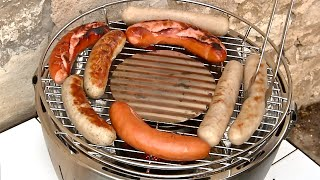 Florabest Holzkohlegrill Test : Lotusgrill der rauchfreie holzkohlegrill most popular videos