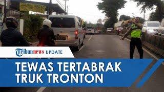 Kecelakaan di Semarang, Pemotor Tewas di TKP Terlindas Truk