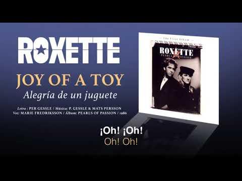 """ROXETTE — """"Joy of a Toy"""" (Subtítulos Español - Inglés)"""