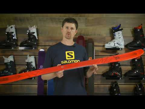 Salomon QST 85 Skis- Men's 2019 Review