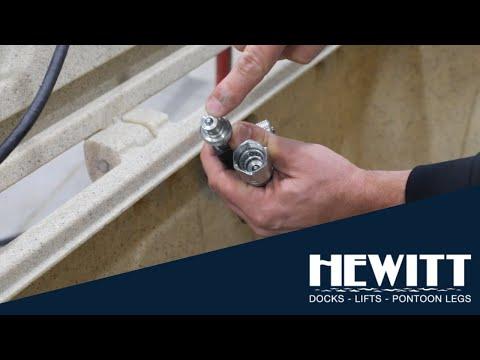 Hydraulic Pump Box Spring Install