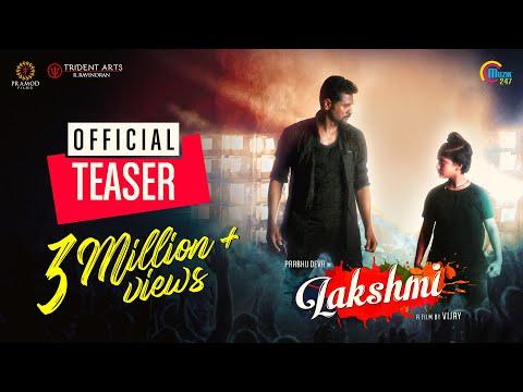 Lakshmi - Movie Trailer Image