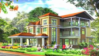 preview picture of video 'Penang Tanjung Tokong Molek Clove Luxury Bungalow'