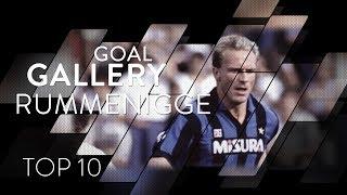 KARL-HEINZ RUMMENIGGE | INTER TOP 10 GOALS | Goal Gallery 🇩🇪🖤💙
