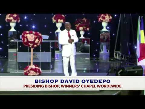 Download Bishop Oyedepo Speaks On Tithing - LATEST HD Mp4 3GP Video and MP3