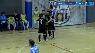 Cdm Futsal vs. Sandro Abate