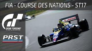 GRAN TURISMO SPORT: ST17 COURSE DES NATIONS FIA GT - TRÈS BELLE REMONTÉE !!