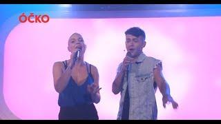 """J.Bendig ft. M.Konvičková - """"Toužím"""" live (Mixxxer TV Óčko 4.9.2017)"""