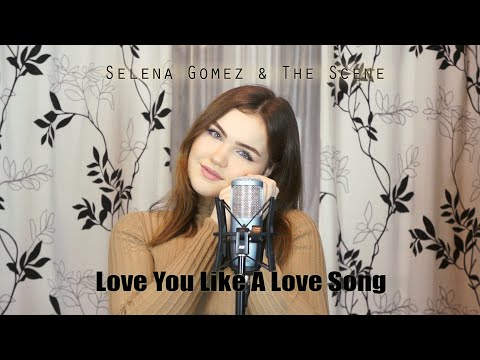 Selena Gomez & The Scene - Love You Like A Love Song ( Cover by $OFY )