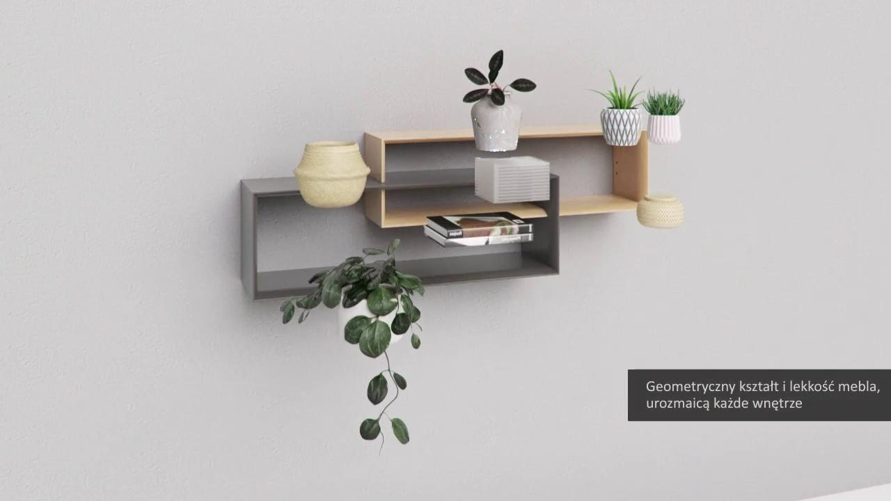Vox Ribbon Wall Shelf