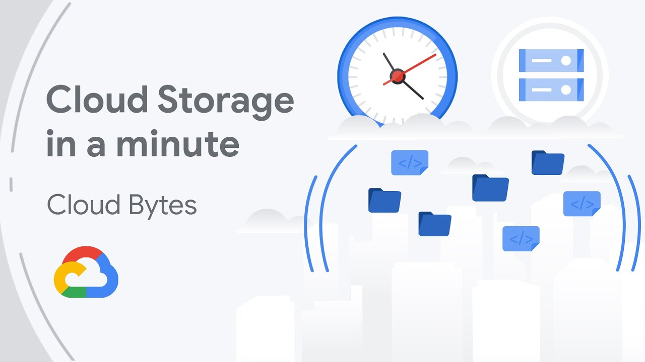 Managing file storage for applications can be complex, but it doesn't have to be. In this video, learn how Cloud Storage allows enterprises and developers alike to store and access their data seamlessly without compromising security or hindering scalability.