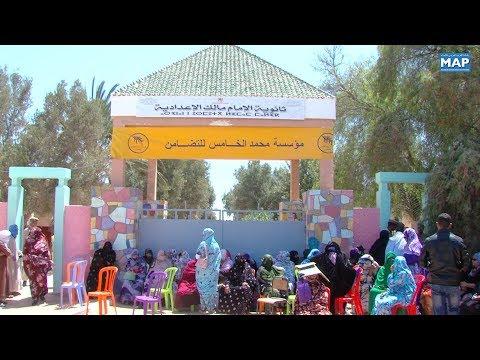 العرب اليوم - مؤسسة محمد الخامس للتضامن تواصل إرسال قافلتها الطبية