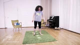 Kindertanz: Hüpfer mit Lili