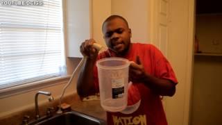 BLACK MAN TEACHES HOW TO MAKE KOOL AID @dcigs