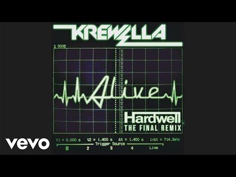 Krewella - Alive (Hardwell Remix Pseudo Video)