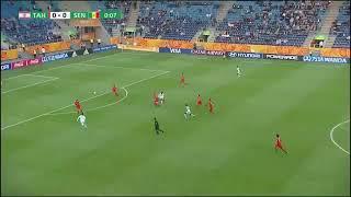 Tahiti - Senegal Bramka! Mistrzostwa Świata U20